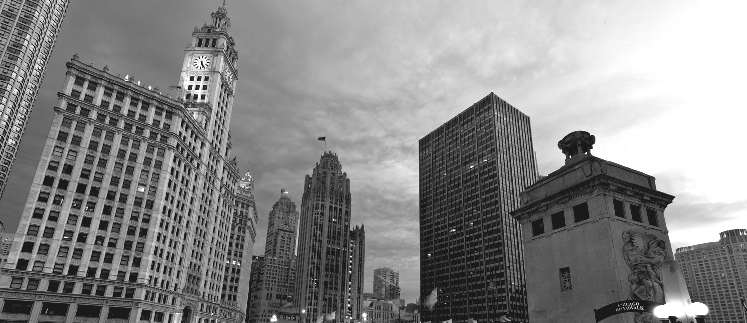 wrigley-building-chicago _ BWlight