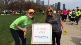 wynndalco supports fight to end MS Walk 2015